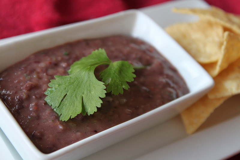 Easy Black Bean Dip | Meatless Meals for Meat Eaters