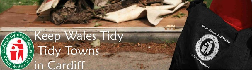 Keep Wales Tidy Tidy Towns in Cardiff