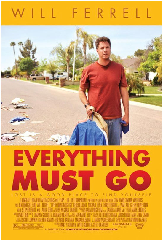 Mọi Thứ Rồi Sẽ Qua - Everything Must Go (2010)