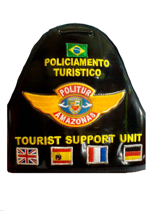 POLICIAL TAMBÉM É CULTURA