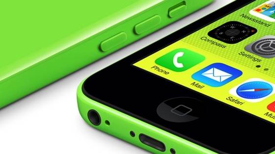 Hardware do iPhone 5C