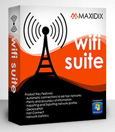 Maxidix Wifi Suite 11.11.8 Build 71