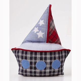 The Company Store maritime pillows