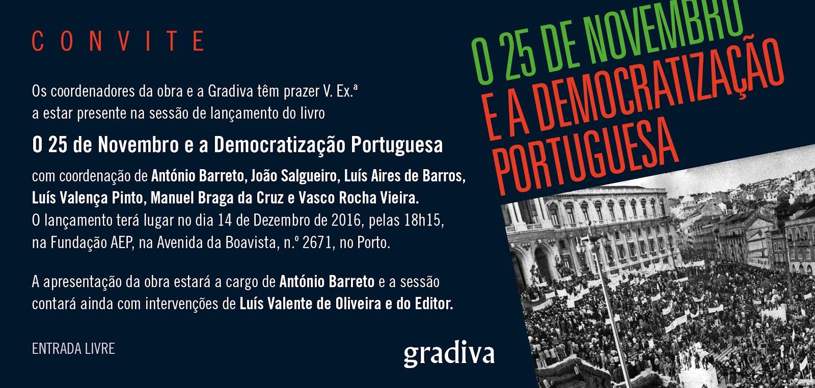 14 de dezembro, 18h15: Porto