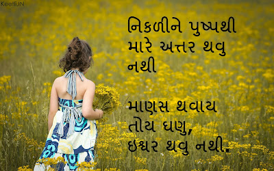 Gujarati Quotes Sad