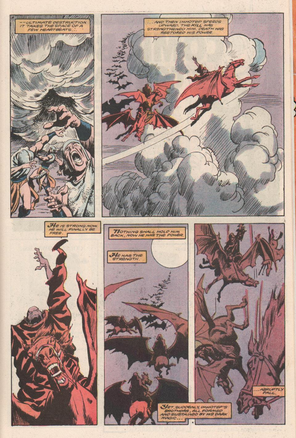Conan the Barbarian (1970) Issue #180 #192 - English 20