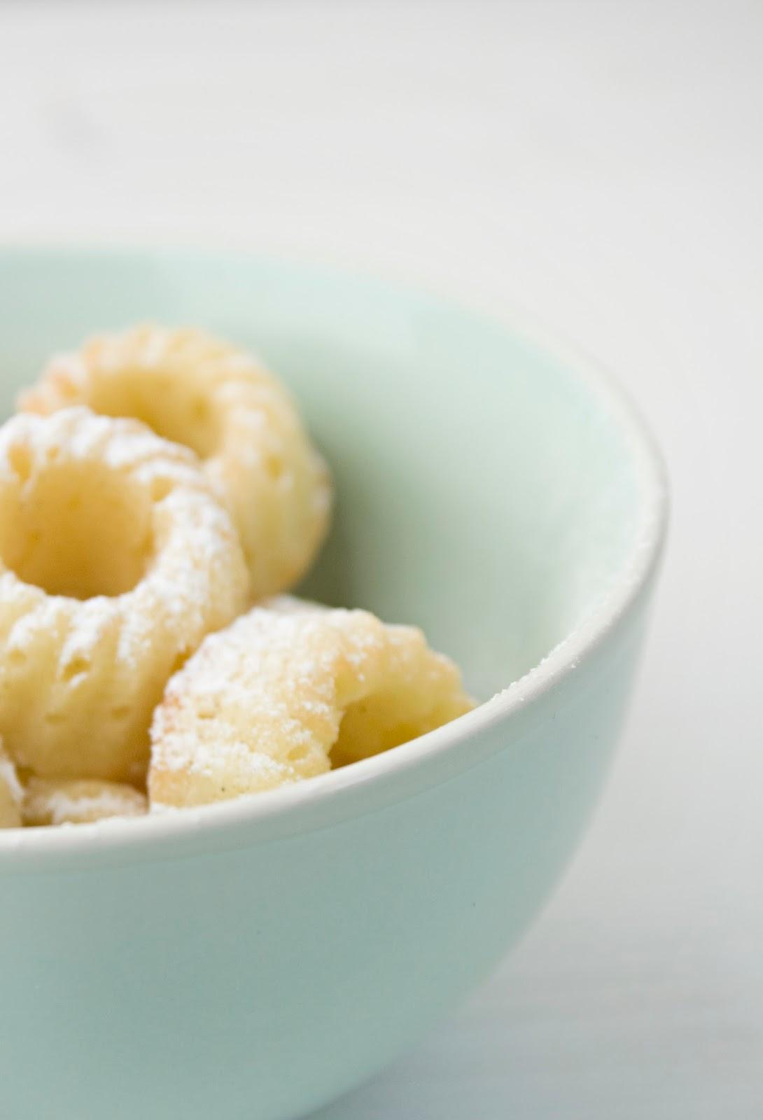 Minigugel Zitrone Joghurt