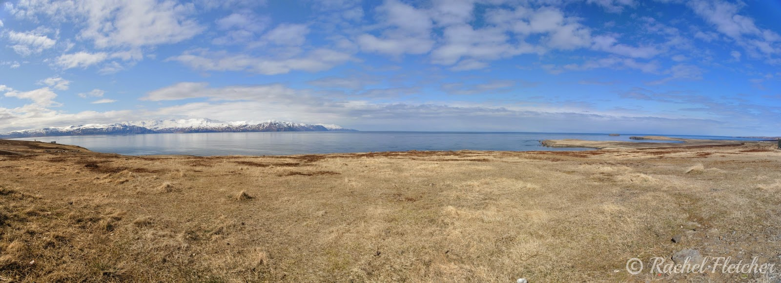 Coastline east of Húsavík