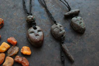 Shaman necklaces