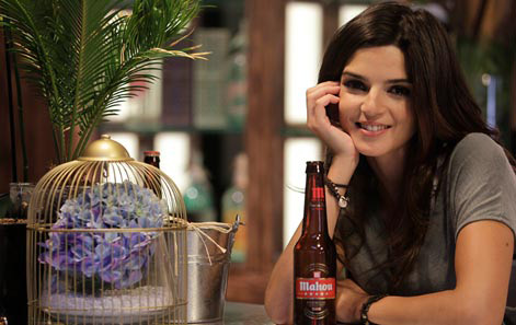 Mahou Collection y Clara Lago