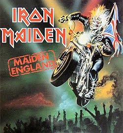 Iron Maiden – Maiden England