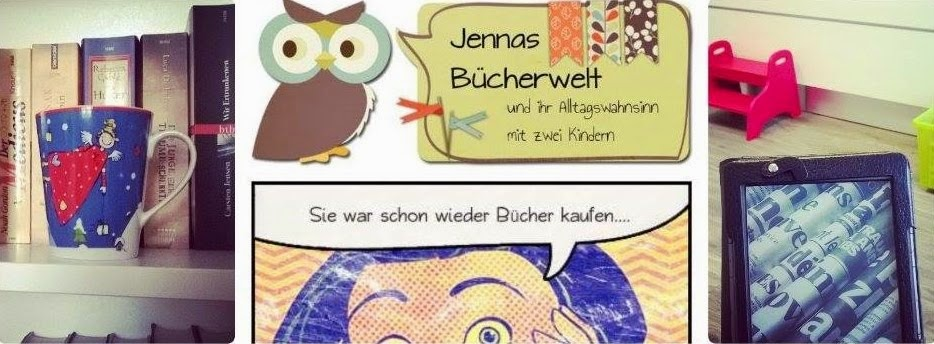 Jennas Bücherwelt