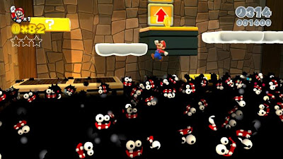 Super Mario 3D World Wallpapers