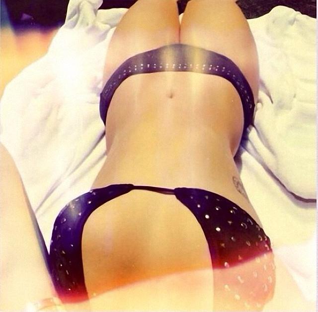 Demi Lovato en bikini