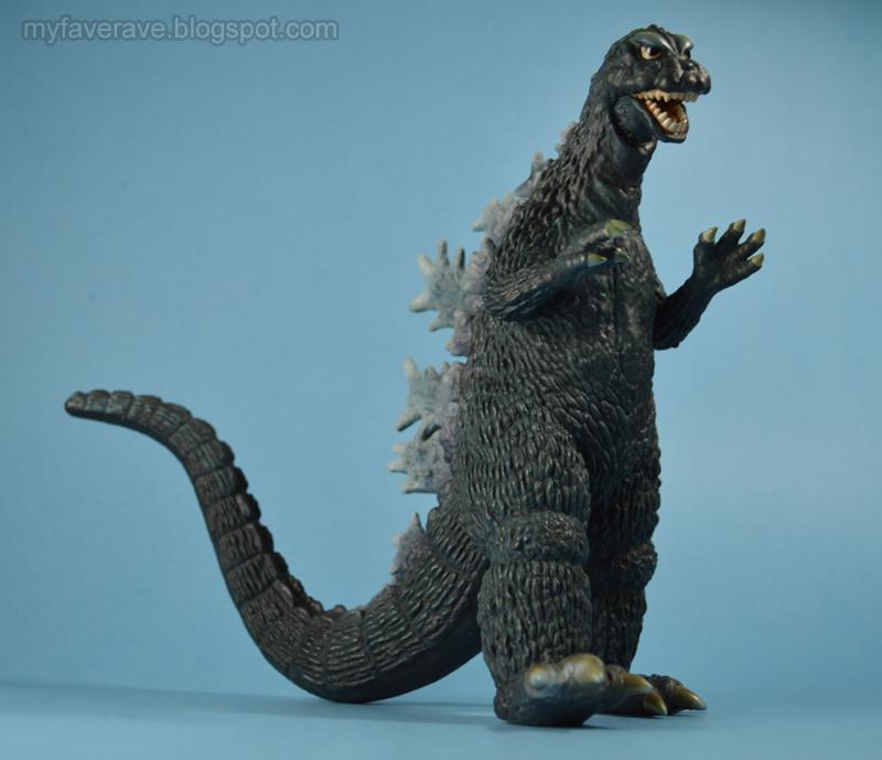 The Rave Corner: X-Plus (USA) Godzilla 1964 (Mothra Vs ...