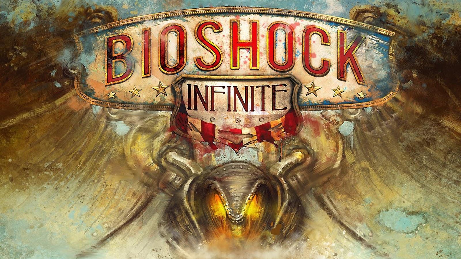 Обои на рабочий стол bioshock infinite
