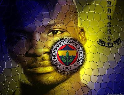 Moussa Sow Senegalese Goal Machine Super Striker Fenerbahçe Turkey Hd Desktop Wallpaper 4