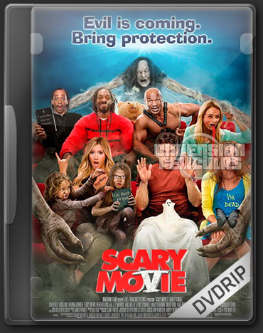 Scary Movie 5 (DVDRip Ingles Subtitulada) (2013)