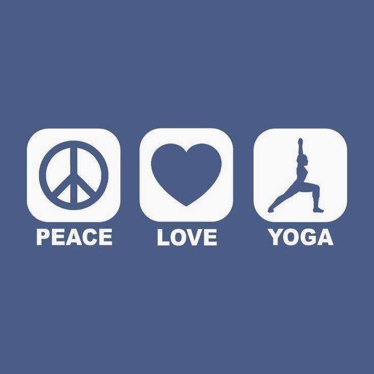 Paz, Amor & Yoga