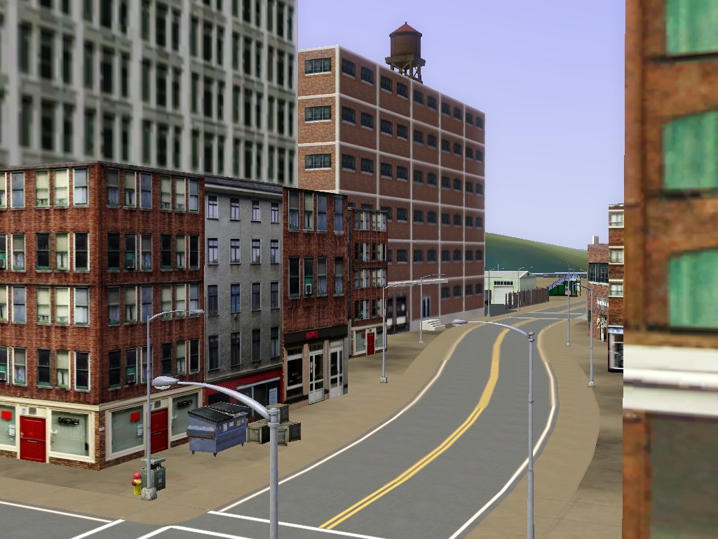 The sims new york