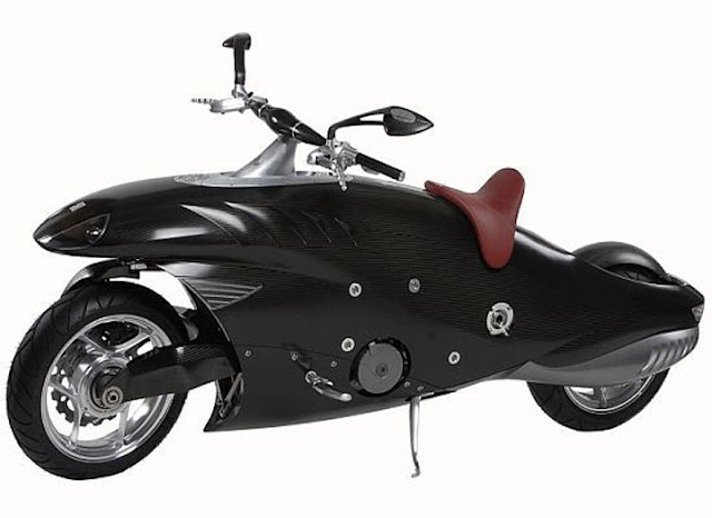 SHARKER - MONOCOQUE MOTORCYCLE | MOTORCYCLE DESIGN | AERODYNAMIC MOTORCYCLES | MOTORCYCLE FAIRINGS