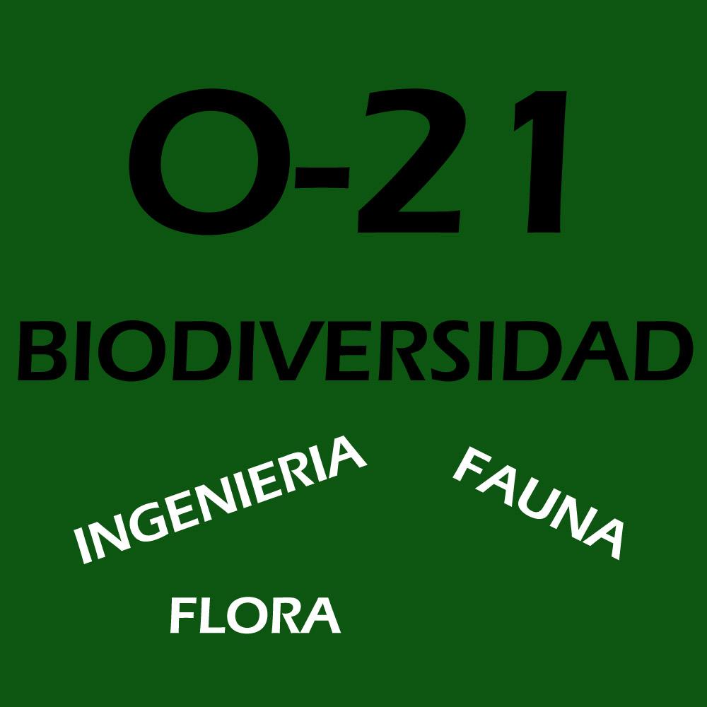 O-21 BIOdiversidad