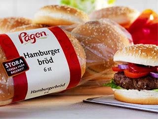 Pågens Hamburgerbröd