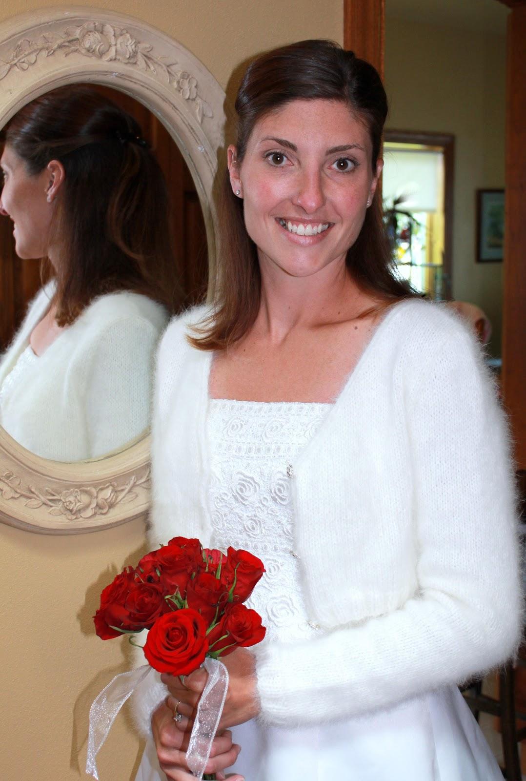 Angora Knitting Patterns : Absolute Knits: Kate Middletons Angora Shrug/Bolero Knitting Pattern