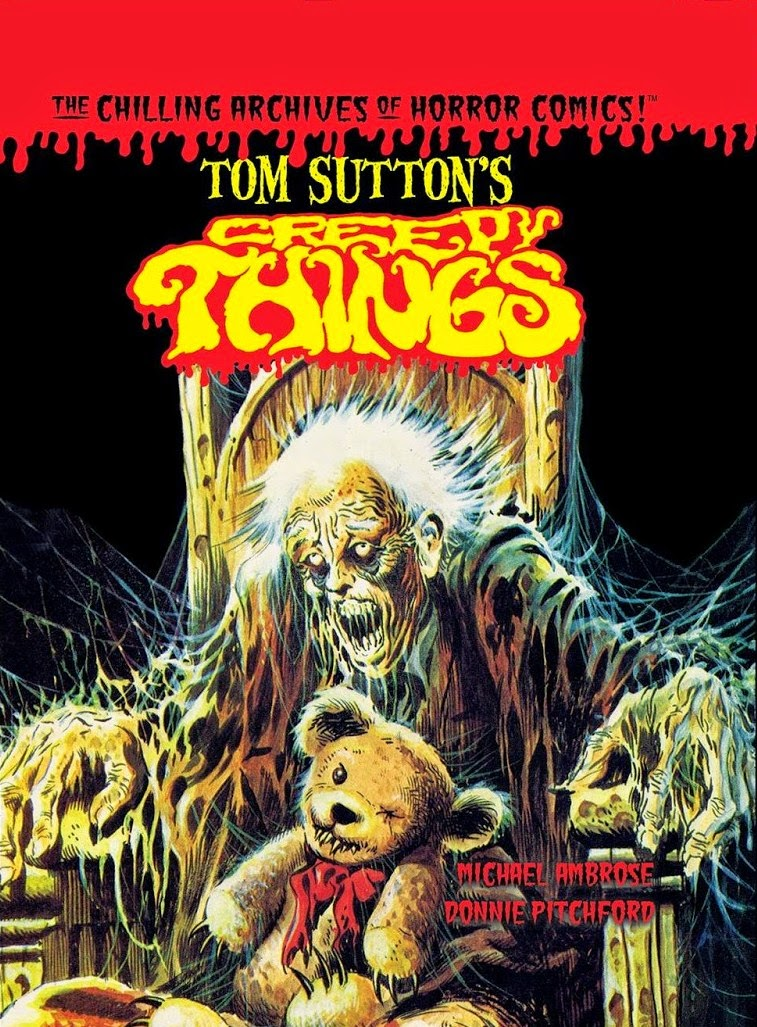 TOM SUTTON'S CREEPY THINGS!