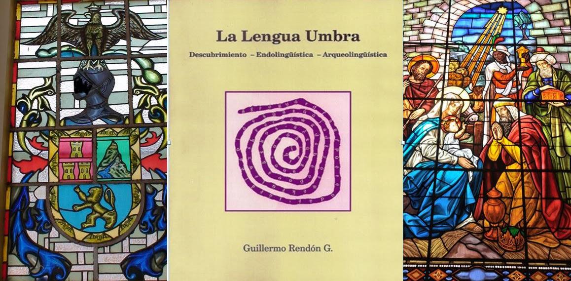DESCUBRIMIENTO DE LA LENGUA UMBRA -GUILLERMO RENDON