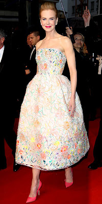 Nicole Kidman, Cannes Film Festival, fashion