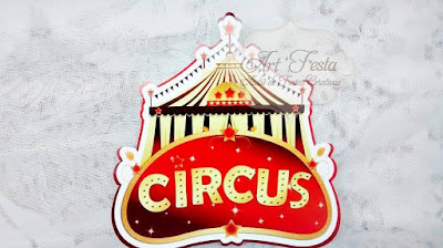 Personalizados, arte digital, kit digital, circo, circus, Jester, painel, logo, menu