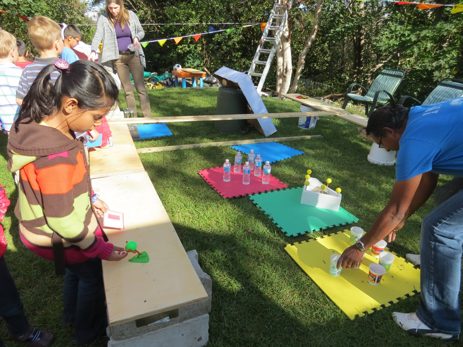 The Simple Craft Diaries Backyard Carnival Party