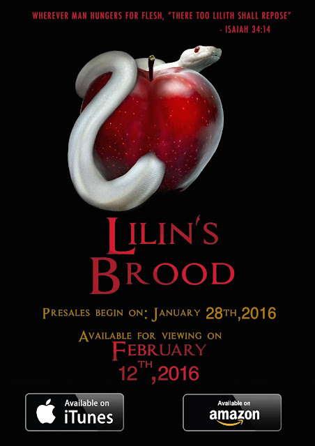 Lilin's Brood poster
