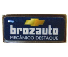 BOTONS RESINADOS EM AÇO INOX BROZAUTO MECÂNICA SÃO PAULO-SP