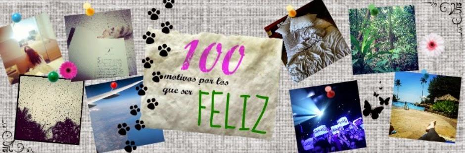 100 motivos por los que ser feliz