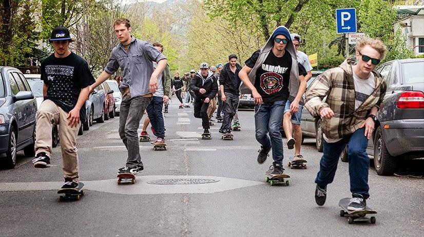 #First Skate Revolution Take Back The City, lifestyle blog, skateboarding, skate tips, budapest skate scene, skate video