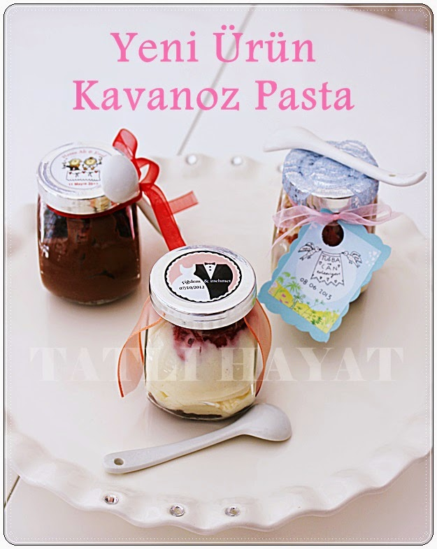Kavanoz Pasta