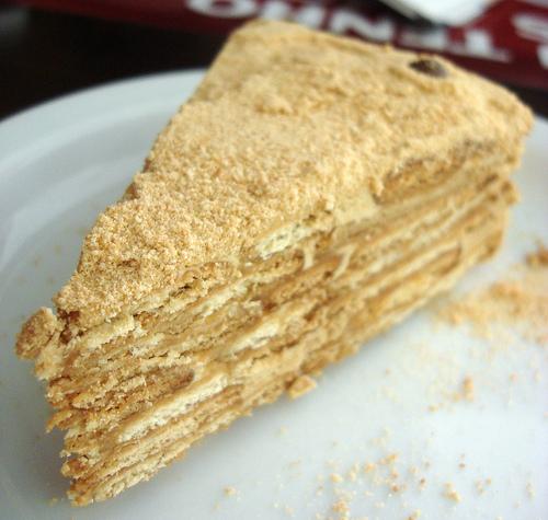 Portuguese Maria Cookie Cake