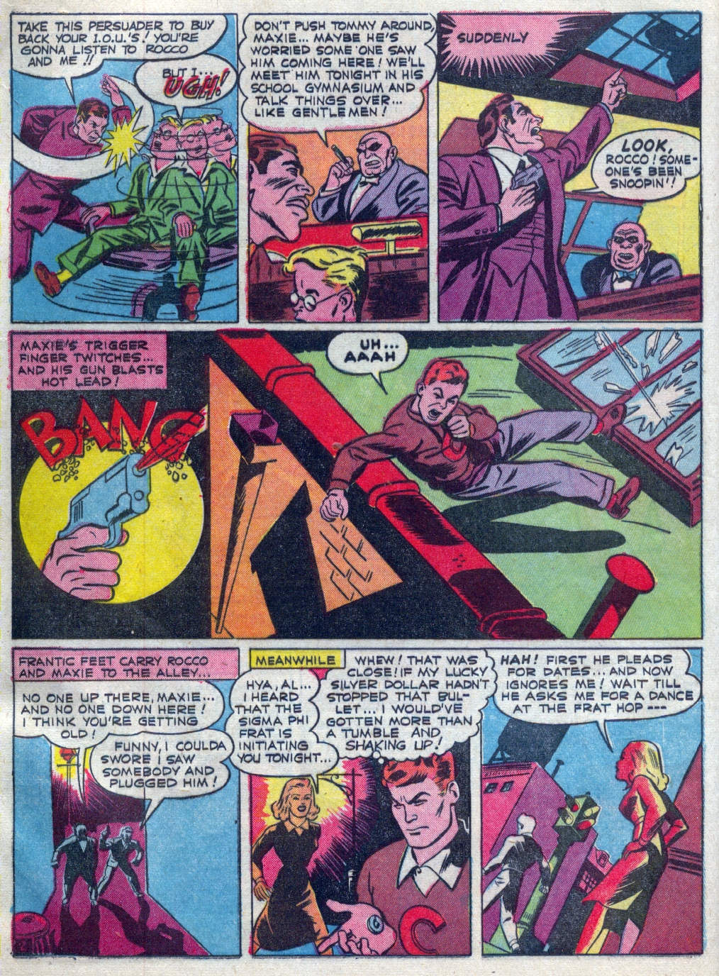 Read online All-American Comics (1939) comic -  Issue #45 - 20