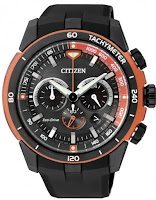 Citizen Eco Drive Sporty Chronograph CA4154-07E