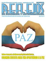 """SALIO Revista """"REFLEJOS DE COLOMBIA Y LATINOAMERICA"""" N° 46"""