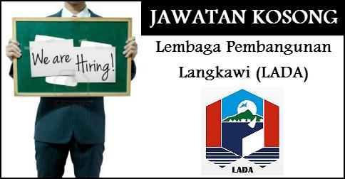 Jawatan Kerja Kosong Lembaga Pembangunan Langkawi (LADA) logo www.ohjob.info september 2014 kedah