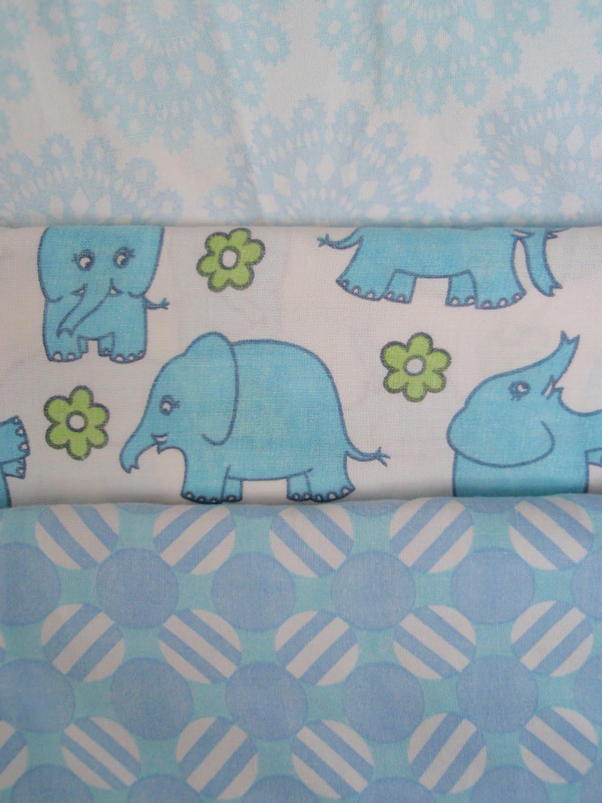 Loppe-shoppe: Retro baby- og junior sengetøj