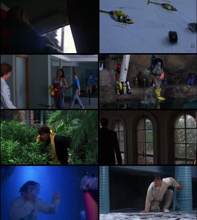Jackie Chan's First Strike 1996 Dual Audio Hindi 720p BluRay 900mb