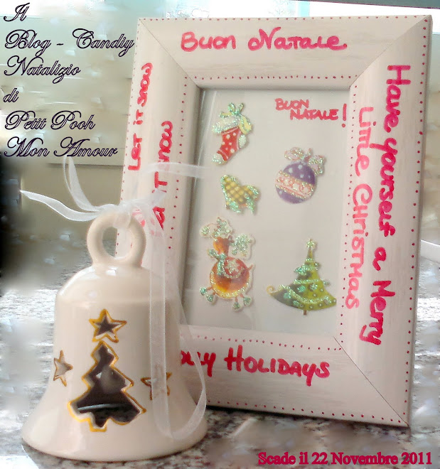 Il Blog-Candy di Natale!!!  (Christmas Give - Away)