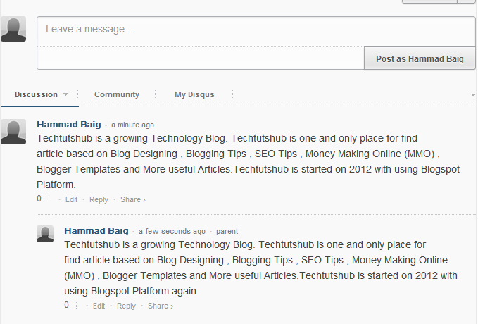 How To Add/Install Disqus Comment Platform/System In Blogger blog or blogspot 2012,blogger comment system