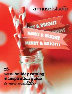 2012 A Muse Studio Holiday Catalog