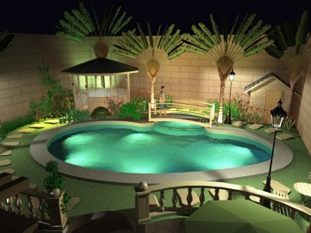 Home Design Minimalist on Minimalist Home Dezine  Private Small Pool   Modern Home Minimalist