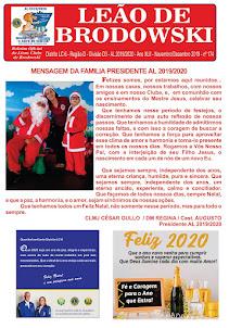 LEÃO DE BRODOWSKI NATAL 2019